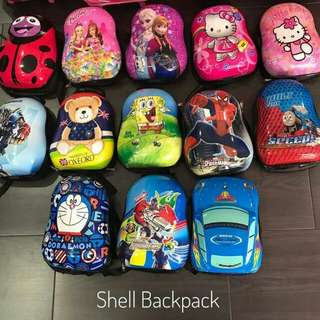 Frozen Shell Backpack