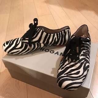 Hogan 馬毛休閒鞋 40號