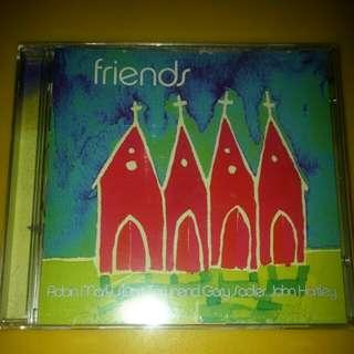Music CD : friends