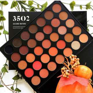 🌸Authentic🌸MORPHE 35O2 Second Nature Eyeshadow Palette