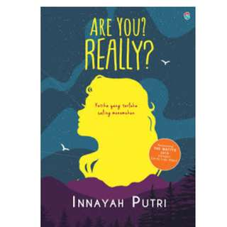 Ebook Are You Really - Innayah Putri