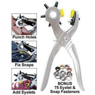 Punch plier打孔器