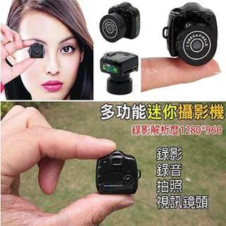 Mini HD DV 最小單反相機 單眼相機 像機 小巧拇指攝像機 迷你相機DV攝影機 錄音 針孔監視 視訊 行車紀錄器【翔盛】