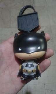Batman Happy Meal Toy