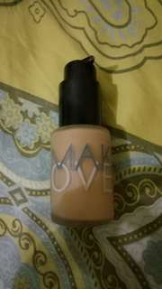 Makeover Ultra Liquid Foundation