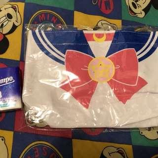 美少女戰士 手挽袋 飯盒袋