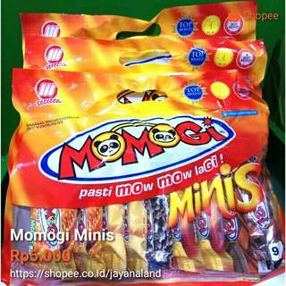 Momogi minis