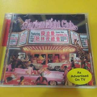 Music CD : Harlem Night Club