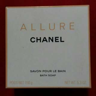 Chanel bath soap original