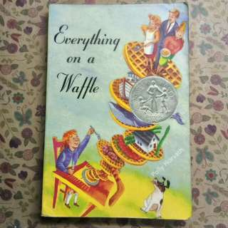 Everything in a Waffle by Polly Horvath