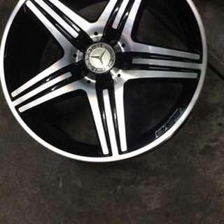 Original AMG sport rim 18 inch