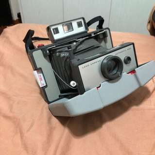 Polaroid Land Camera 220