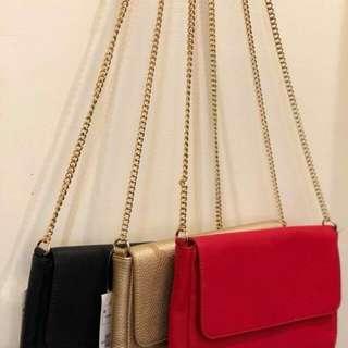 H&M chain bag