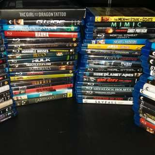 Cheap Blu Ray Movies