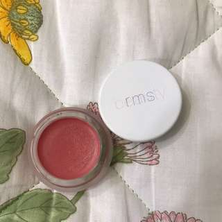 RMS beauty lip shine in BLOOM