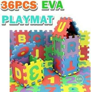 36 Pcs Eva Playmate