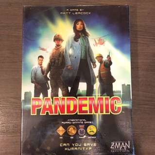 Pandemic Board Game (Sealed)