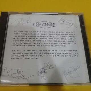 Free Music CD Def Leppard