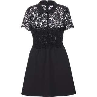 VALENTINO Lace Black Mini Dress