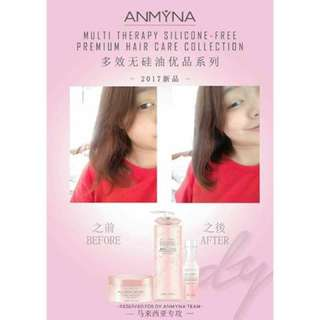 ANMYNA MULTI THERAPY SILICONE-FREE HAIR SHAMPOO