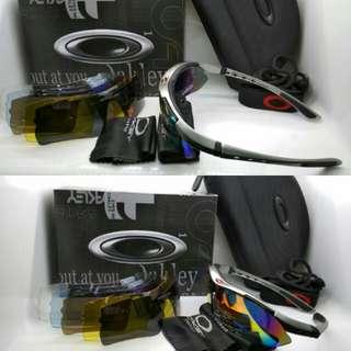 Kacamata Sepeda Oakley quantum