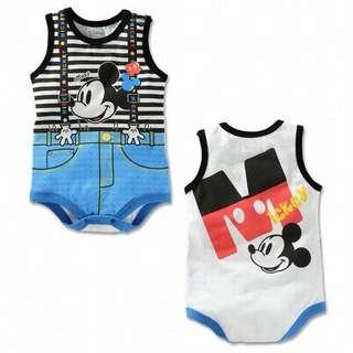 Cartoon Disney Singlet Bodysuits #midjan55
