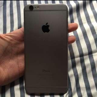 iphone6plus 128g black 黑色 original iPhone 6 Plus good condition