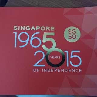 SG50 Stamp