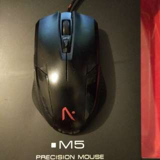 Aftershock m5 Mouse