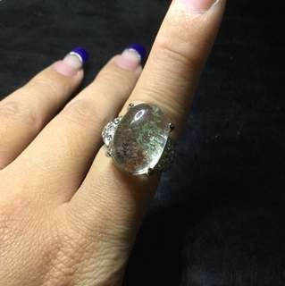 🚚 清倉促銷。幽靈925銀戒指