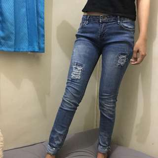 Jeans Code 1
