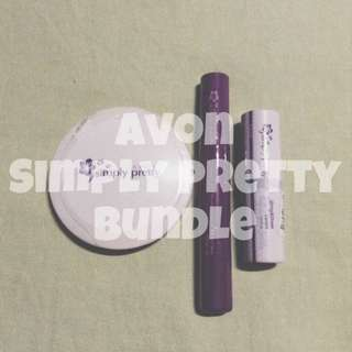 Avon Simply Pretty Bundle