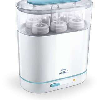 Avent Sterilizer 3-in-1