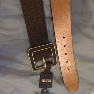 MK AUTHENTIC BRAND NEW BELT M\L