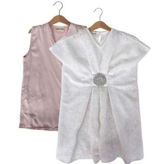 Lace Kaftan Kids