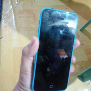 iphone 5c with icloud issue