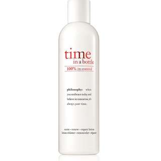 Philosophy Time In A Bottle Age-defying Lotion 240ml