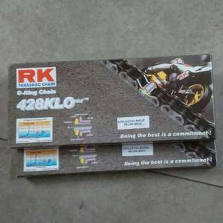 [Ready Stock: 1 pc] RK O-Ring Chain