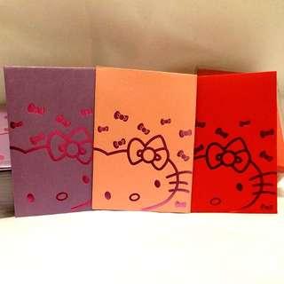 迷你Kitty利是封(每盒40個同色)