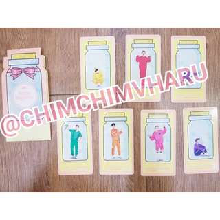 BTS 4th Muster - Cloud Card Set [Ready Stock]