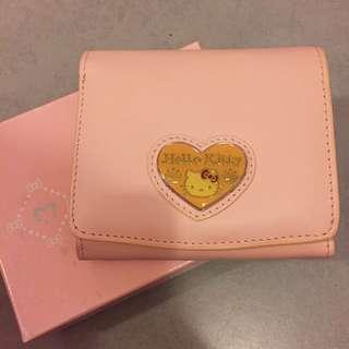 Hello Kitty銀包(多格數)