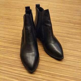 D+af 短靴 24.5