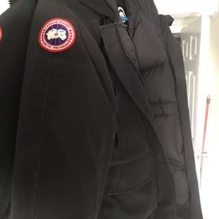 Canada Goose Bomber/Worn 2 times/Large
