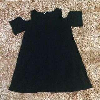 Pull & Bear Little Black Dress
