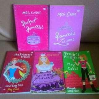 Novel Princess Diaries