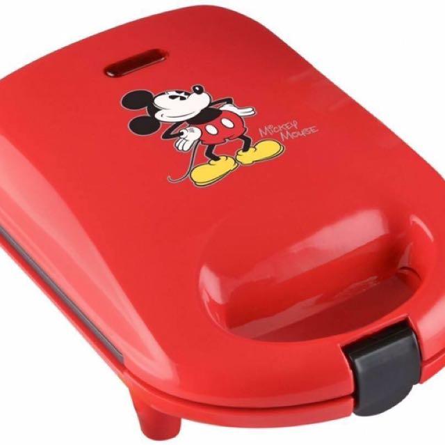 美國迪士尼米奇鬆餅機