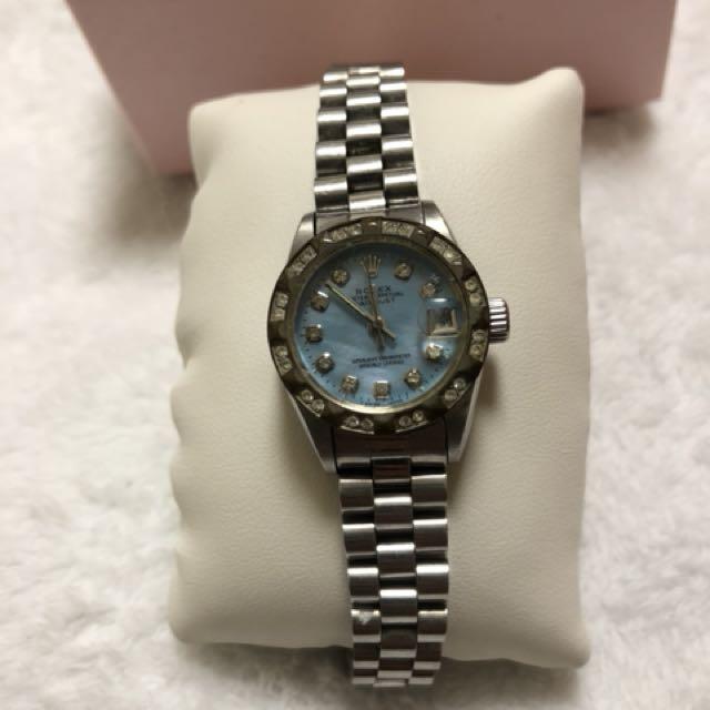 勞力士-女用機械錶