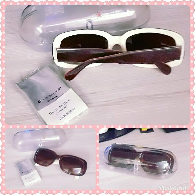 時尚太陽眼鏡#舊愛換新歡