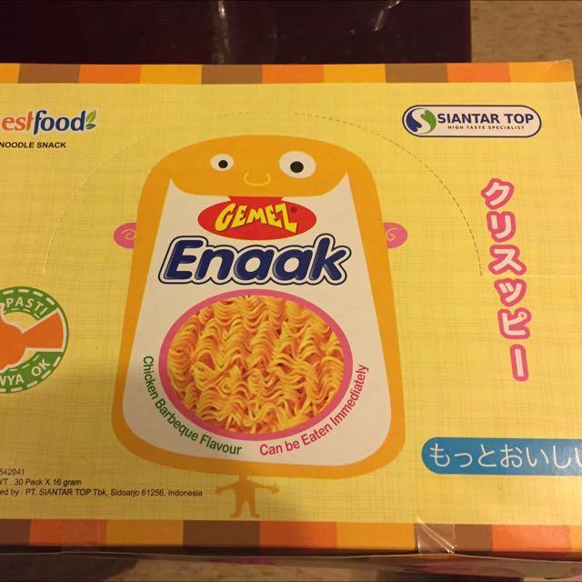韓國小雞麵雞汁點心麵