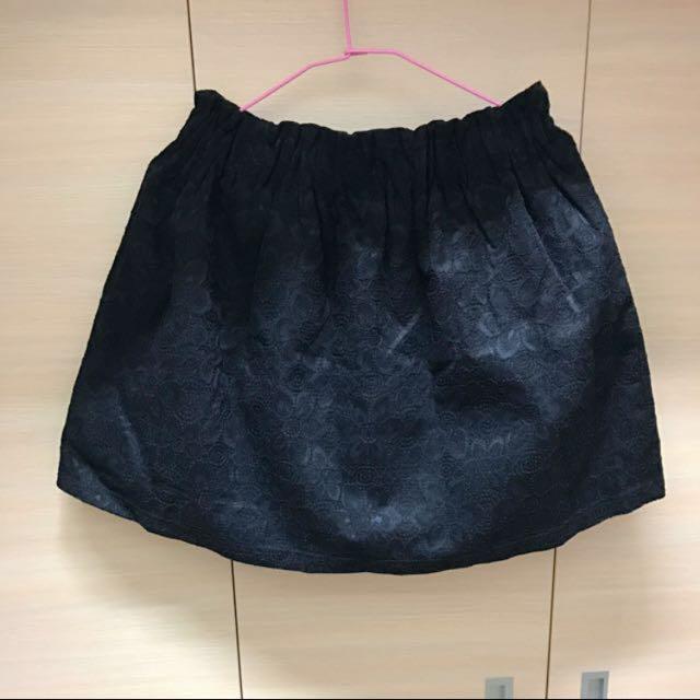 [全新]蕾絲褲裙
